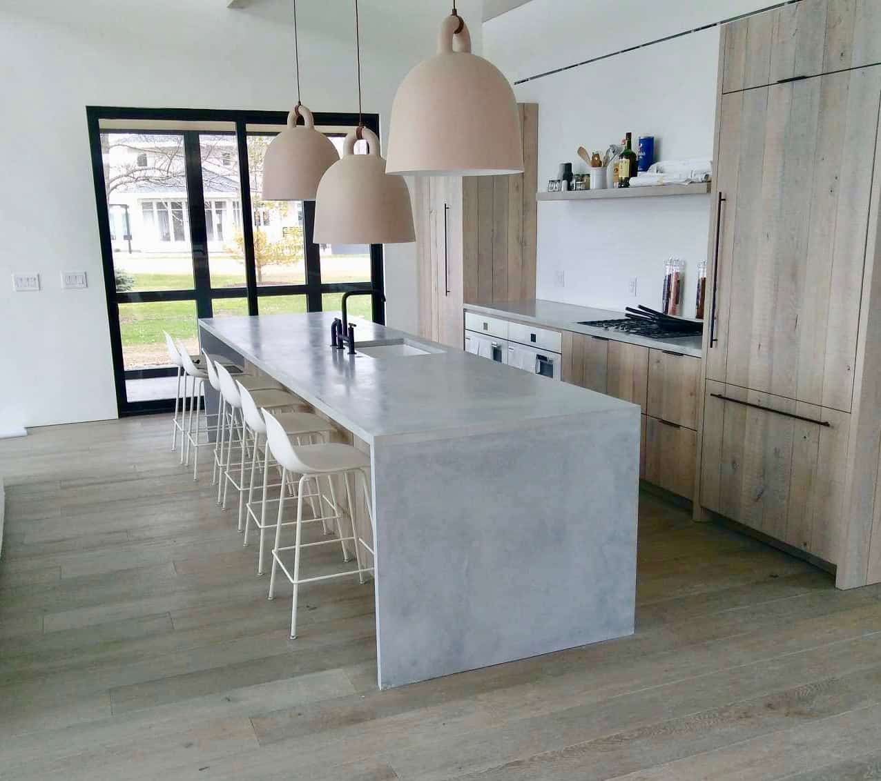 Elastocrete - Limitless Concrete Product - Counter Tops, Floors ...